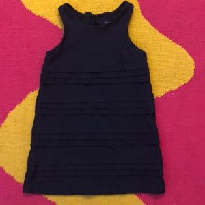 Ralph Lauren navy blue dress 3T